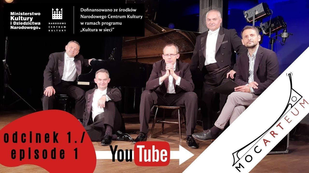 MoCarteum - the Online Appreciate Music Academy! - Episode 1 (2020)
