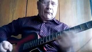 Обработка для гитары К.  Веласкес, Бесаме мучо.