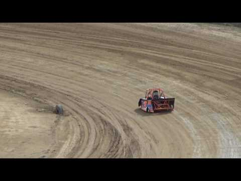17. Mini Wedge at Crystal Motor Speedway Test and Tune, 04-09-17
