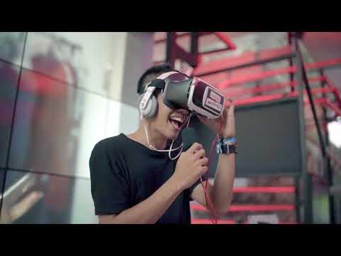Kehebohan VR Karaoke MusicLife di #Soundrenaline 2016