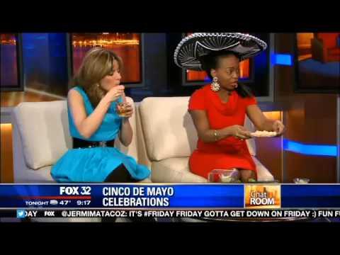 Chat Room Celebrates Cinco de Mayo Patti Vasquez   Fox 32 Chicago News