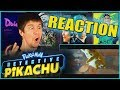POKÉMON DETECTIVE PIKACHU - Official Trailer Reaction & Review!!!