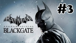 """Batman: Arkham Origins Blackgate - Deluxe Edition"" Walkthrough, Part 3 - Industrial"
