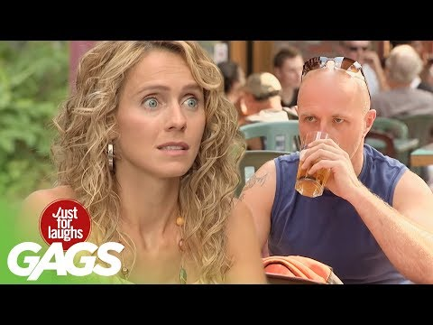 Hot Girl & Free Beer Prank – Just For Laughs Gags