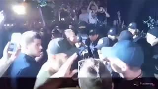 Одесса | Потасовка и задержание патриота  Акция против концерта Ирины Билык | 8 06 2017