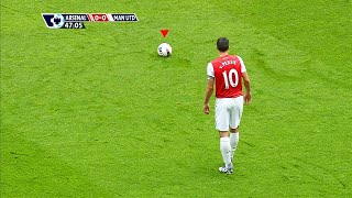 Robin van Persie Was UNSTOPPABLE At Arsenal!
