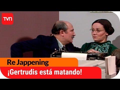 """Re Jappening    Gertrudis está """"matando"""" en la oficina"""