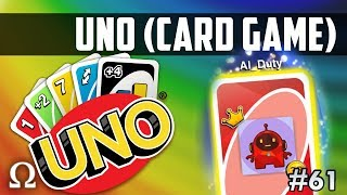 AI DUSTY'S TWISTED BROTHER! | Uno Card Game #61 Funny Moments With Friends!