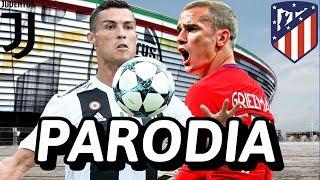 Canción Juventus vs Atleti 3-0 (Vaina Loca - Ozuna, Manuel Turizo)