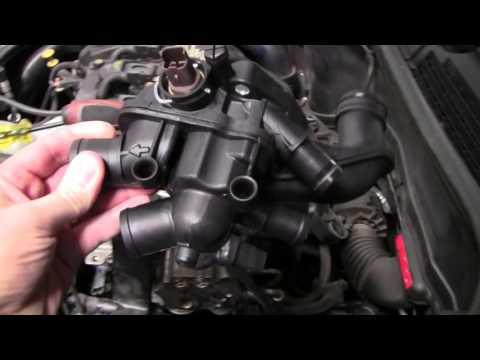 Thermostat Housing Swap MINI Cooper S  GEN 2