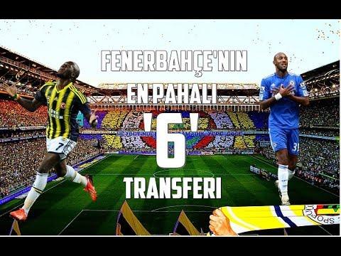 FENERBAHÇE'NİN EN PAHALI '6' TRANSFERİ !