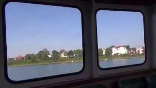 Der Nord-Ostsee-Kanal von Brunsbüttel nach Kiel