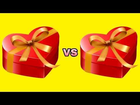 Выбери подарок и