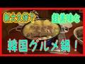 【グルメ】超美味!!新大久保で、韓国グルメ鍋! の動画、YouTube動画。