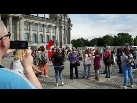 Am Reichstag, Berlin