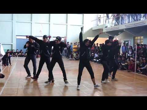 Best Street Dance   TPH   Spring Fest   IIT KGP