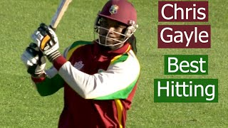 Chris Gayle 125 vs New Zealand 2nd ODI 2012