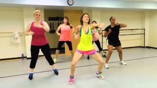 Lil Jon Work- Zumba Fitness Routine- ZumbaJB01