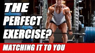 The Perfect Exercise for Massive Muscle Growth?
