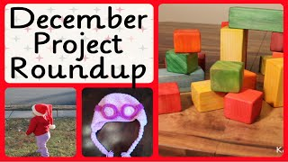 December Project Roundup