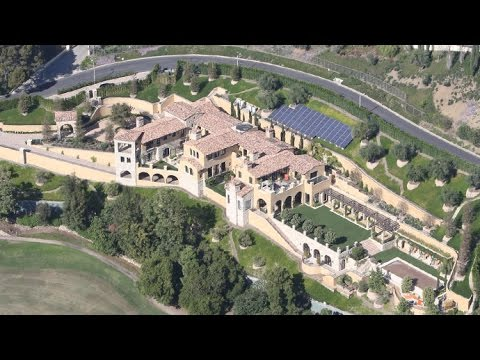Elon Musk Installs Solar Panels On Bel Air Mansion As He Gears Up For Amber  Heard To Move In