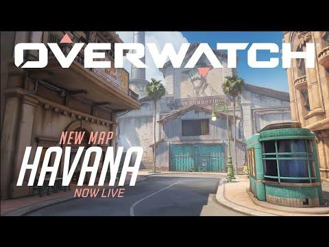 Overwatch's Havana map is now live