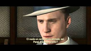 L.A. Noire - First \ Primo Trailer (Italiano)