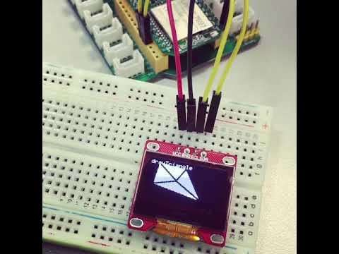 Using OLED module (SH1106 / SSD1306    etc ) - LinkIt 7697