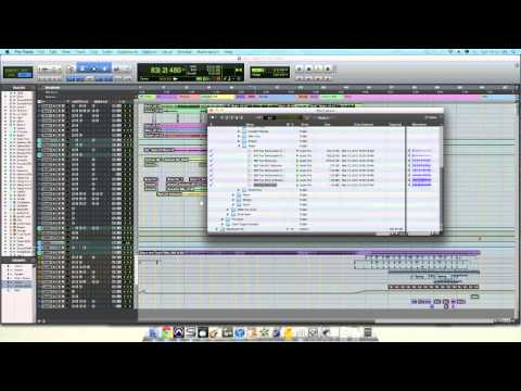 Using Loops In Pro Tools - TheRecordingRevolution.com