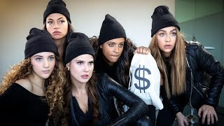 Bank Robbery Gone Wrong (ft. Amanda Cerny, Inanna Sarkis, Sofie Dossi & Andrea Russett)