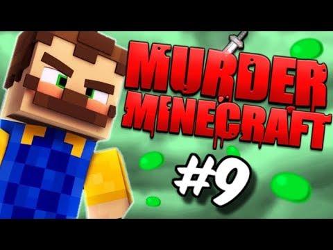 MURDER MYSTERY SUR MINECRAFT ! MAP ARCHIVES ! EPISODE 9 !