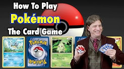 How To Play Pokemon Trading Card Game (TCG) Learn To Play In Less Than 15 minutes!
