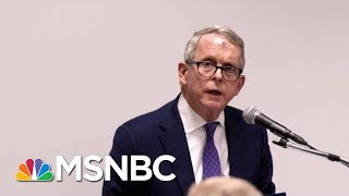 After Second Test, Ohio Governor Says He's Negative For Virus | Morning Joe | MSNBC