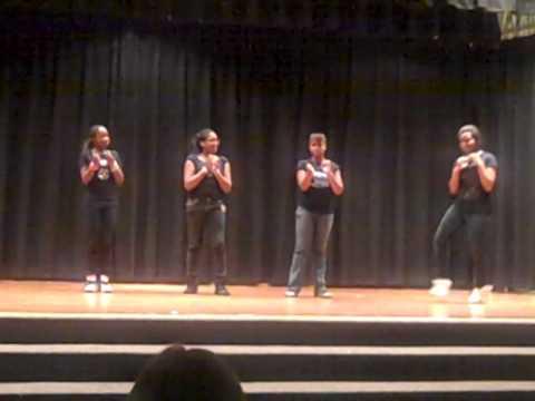 Reach talent show