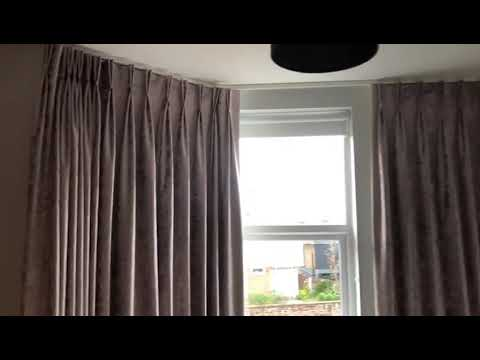 Silent Gliss 5100 Remote Control Electric Curtain Track