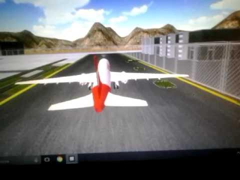 AIRPLANE RESCUE SIMULATOR 3D(MUITO BOM ESSE GAME RECOMENDO)