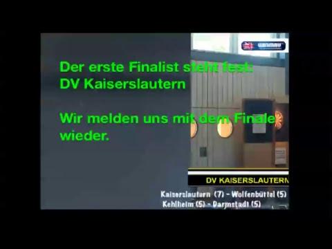 Halbfinale Bundesligaendrunde