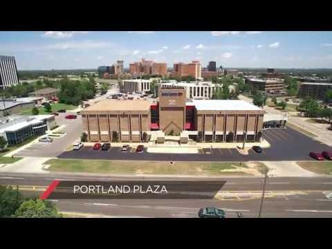 Portland Plaza - Oklahoma City, Oklahoma