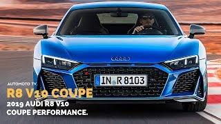 2019 Audi R8 Coupé V10 performance quattro | Driving Experience.
