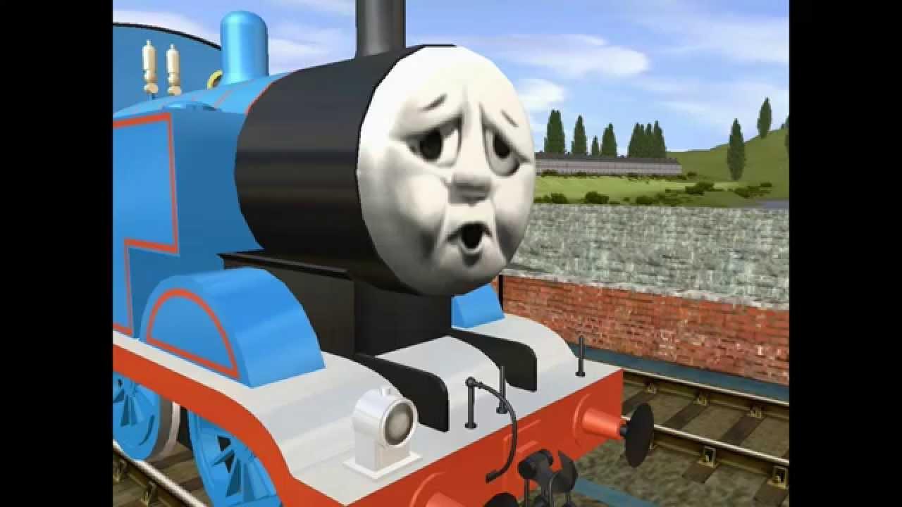 Trainz thomas goes fishing rs youtube for Thomas goes fishing