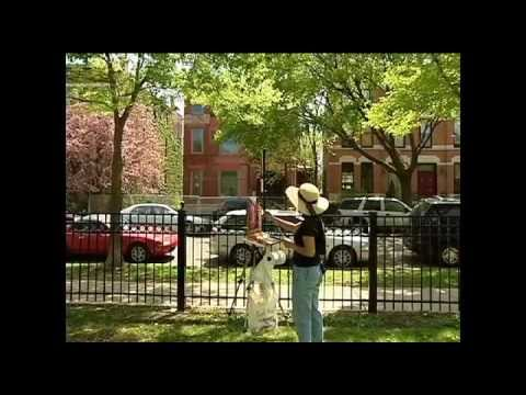 Eddie Arruza video files: The Plein Air Painters of Chicago