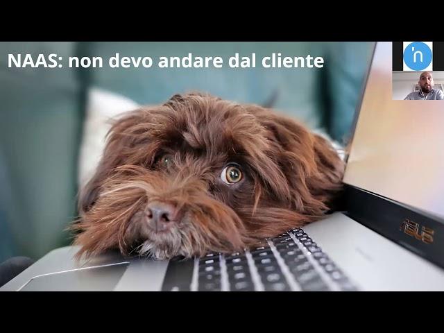 CloudBox NaaS: Comunica e collabora in tutta sicurezza