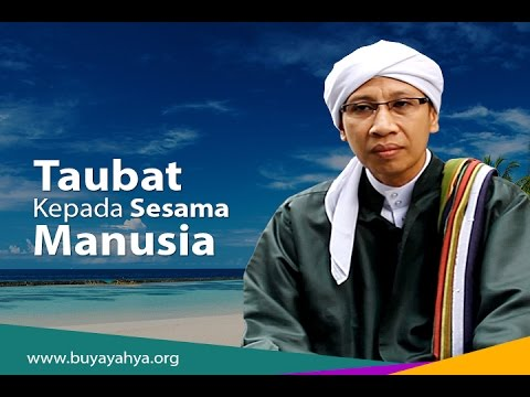 Taubat Kepada Sesama Manusia | Buya Yahya | Kultum Ramadhan | Episode 24 Mp3