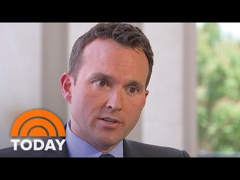 Eric Fanning, First Openly Gay Army Secretary, Embraces 'Incredible Honor' | TODAY