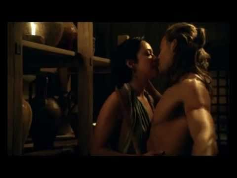 Jaime murray spartacus nude slomo - 2 part 9