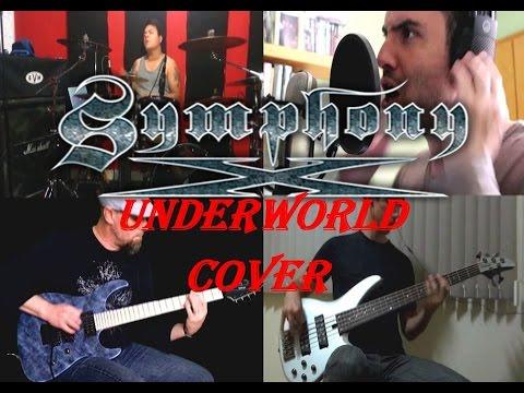Symphony X - #3 Underworld [Cover Full Band] SPLIT SCREEN