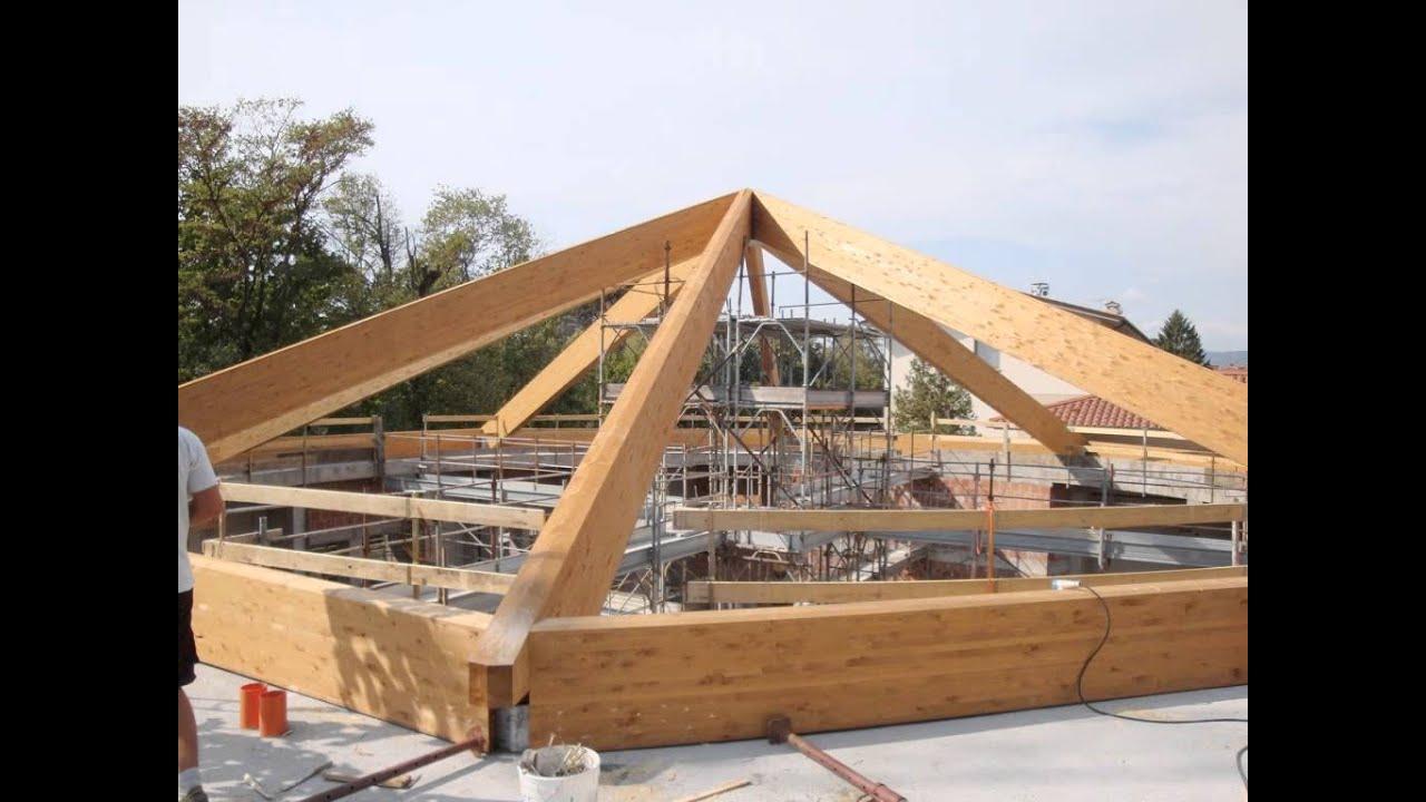 cossio legnami tetti in legno e pergole