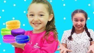 ÖYKÜNÜN MAKORONLARINI KİM ALDI Learn Numbers While playining Learn - Happy Kids
