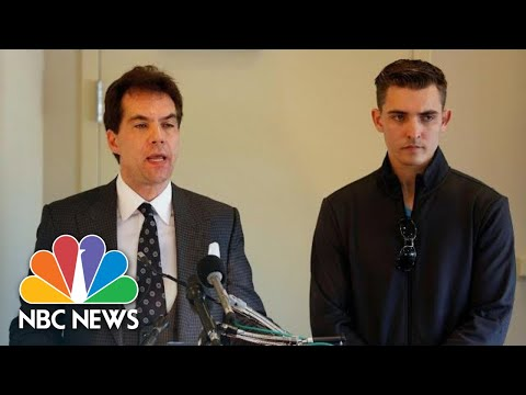 After Presenting Allegations Against Mueller, Wohl Asked If He's Prepared For Prison | NBC News