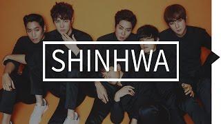 A quick run down of Shinhwa members.